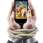 ترک اعتیاد به موبایل