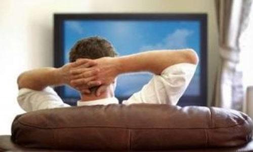 ترک اعتیاد به تلویزیون