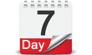 تغییر زندگی در ۷ روز(راز تغییر زندگی در ۷ روز)
