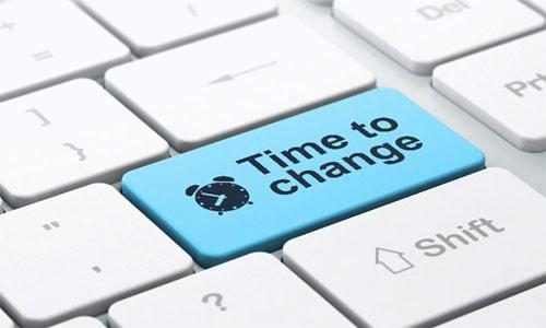 تغییر یا تحول