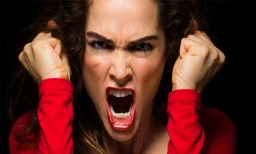 تست خشم و عصبانیت